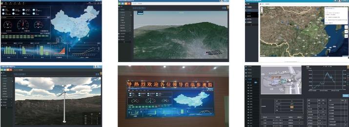 风电场集控系统,光伏电站集控系统,风光一体化集控平台,嘉士宝科技
